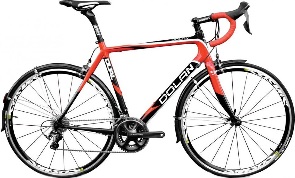 dolan dual carbon road bike from 136999 link is external