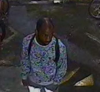 esher station theft suspect