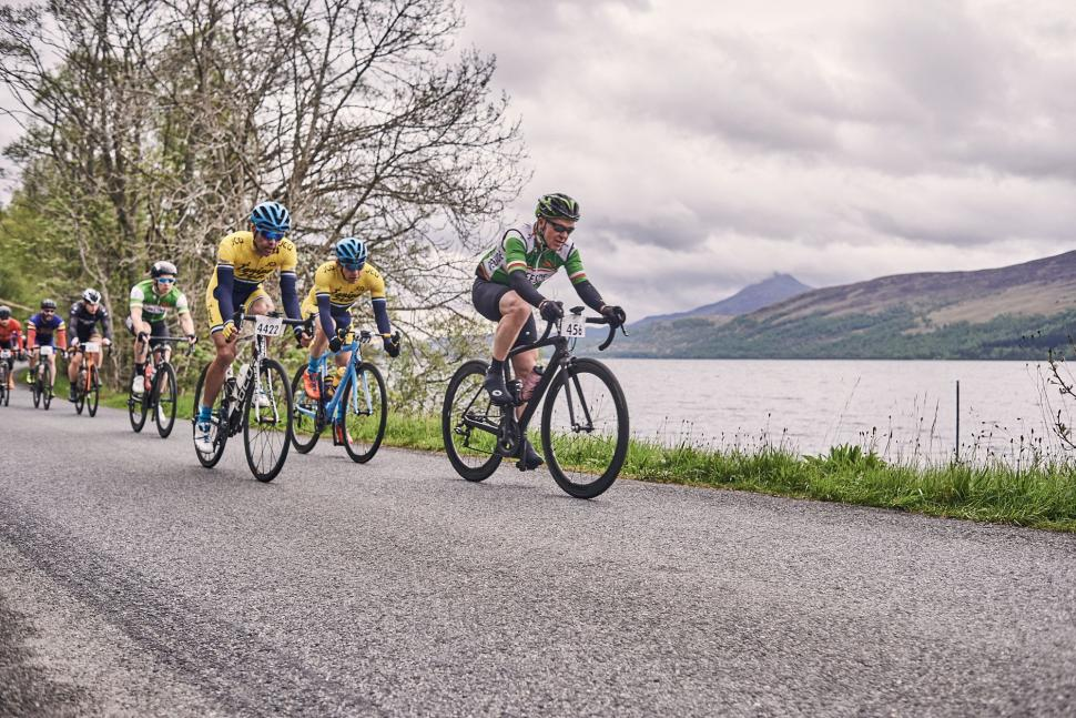 Closed-road sportive Etape Caledonia is back – here's how to get a place for next year, plus a charity place for this year's edition when it returns in September