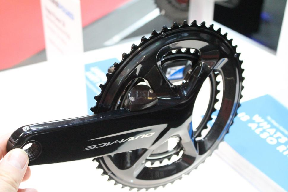 Eurobike 2017 Stages LR dual sided power meter - 1.jpg