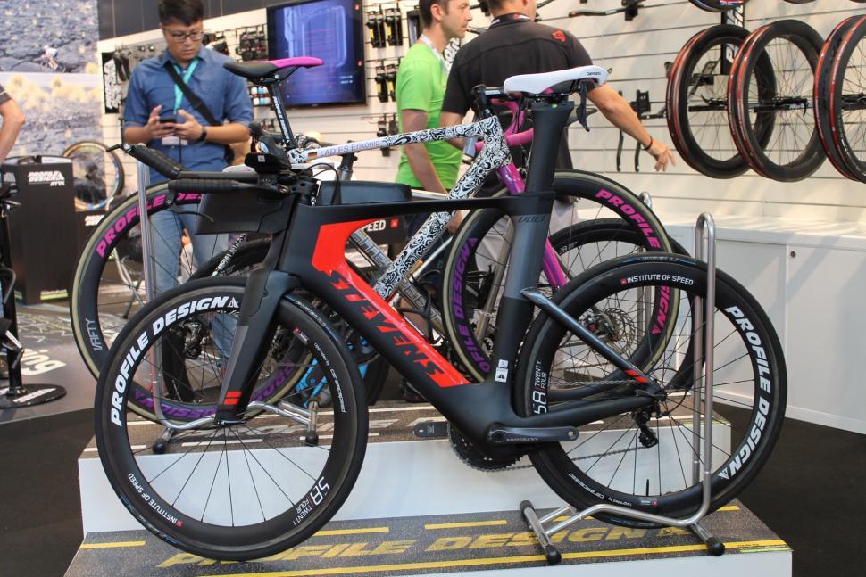 Eurobike 2017 Time Trial And Triathlon Bikes