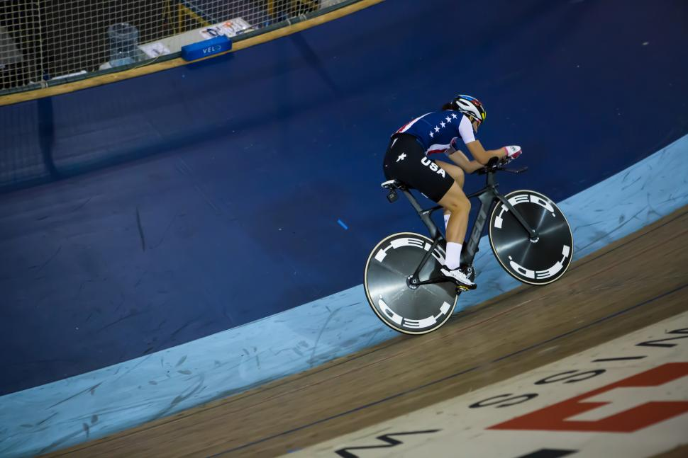 Felt S New Olympic Track Bike Spot The Deliberate Mistake