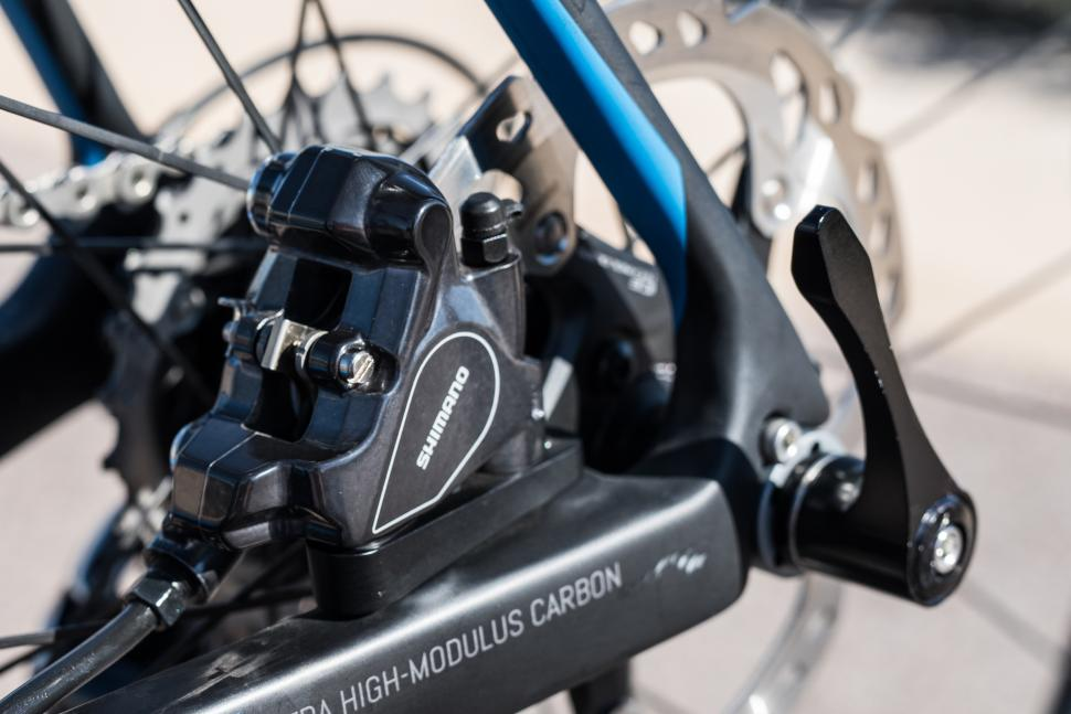 Fuji Unveils New Gran Fondo With Disc Brakes And 12mm Thru