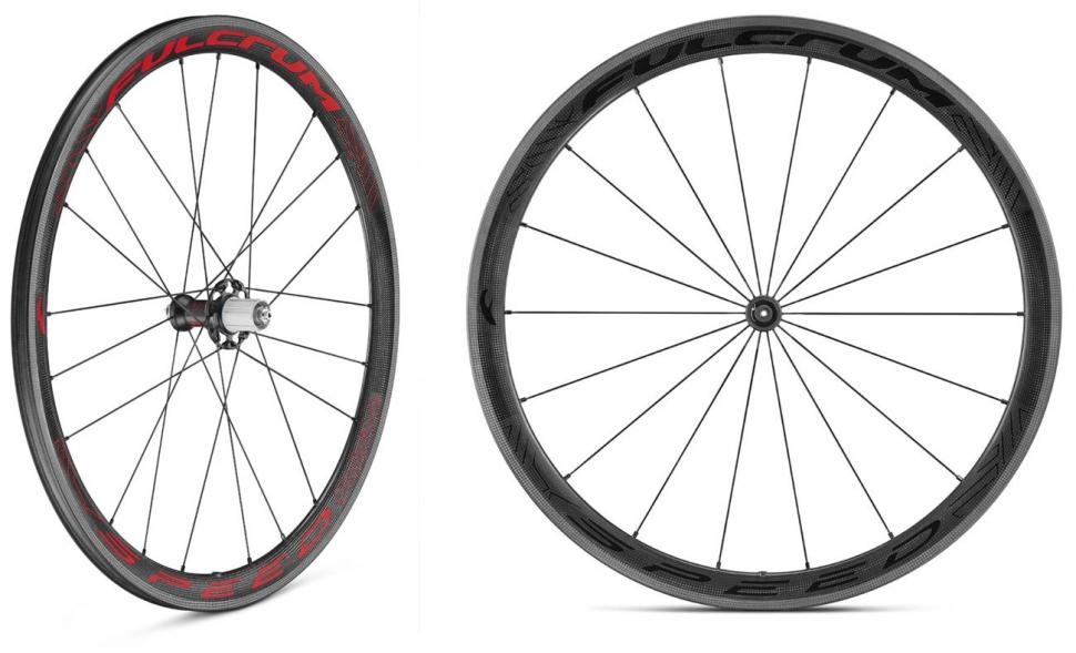 Fulcrum Launches Speed 40 Clincher Road Cc
