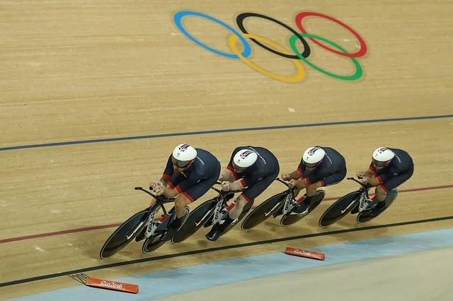 GB team pursuit at Rio Olympics (British Cycling).jpg