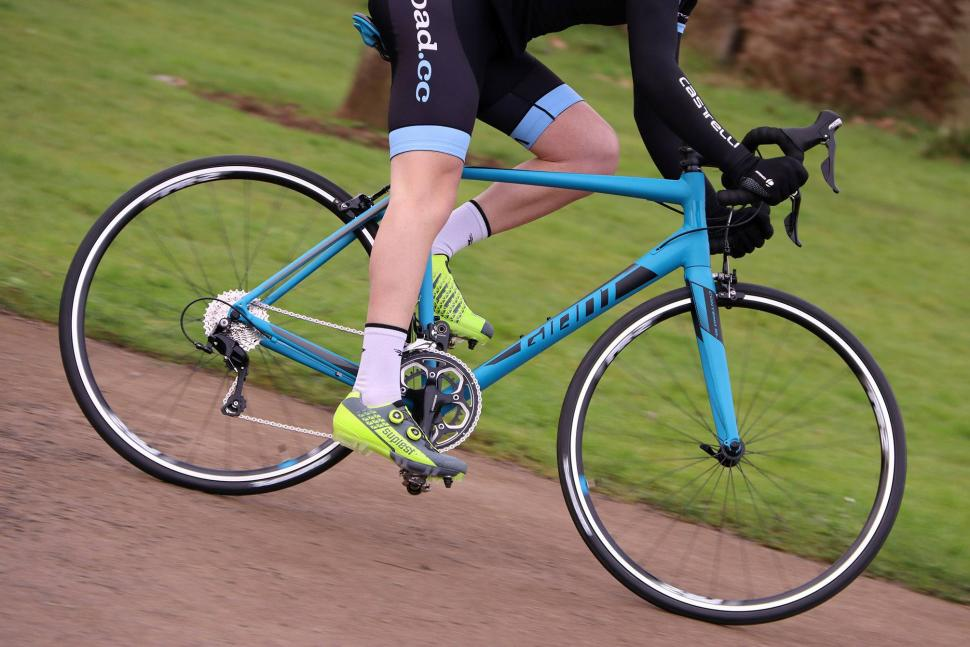 Review Giant Contend Sl 1 Road Cc