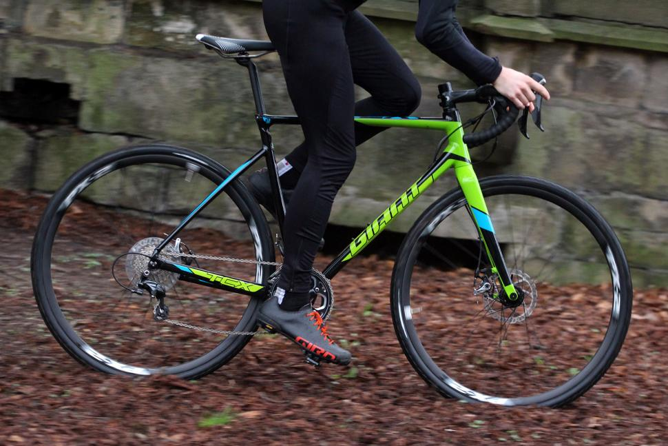 Review Giant Tcx Slr 1 Road Cc