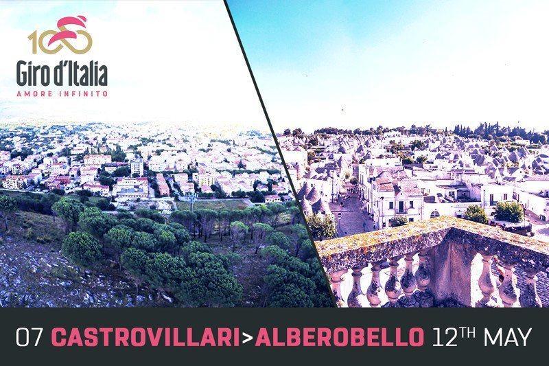 Giro d'Italia 2017 start finish Stage 07.jpg