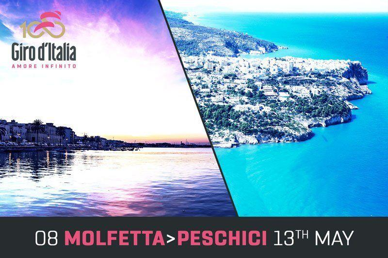 Giro d'Italia 2017 start finish Stage 08.jpg
