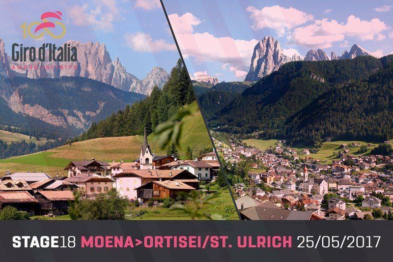 Giro d'Italia 2017 start finish Stage 18.jpg