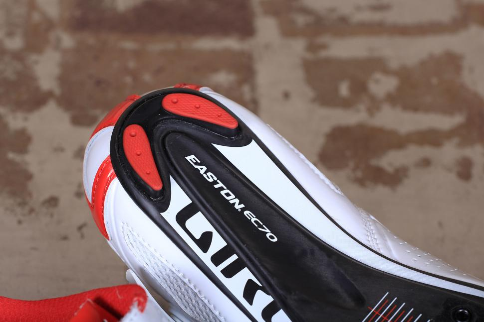 Giro Trans Road Cycling Shoes - sole heel.jpg