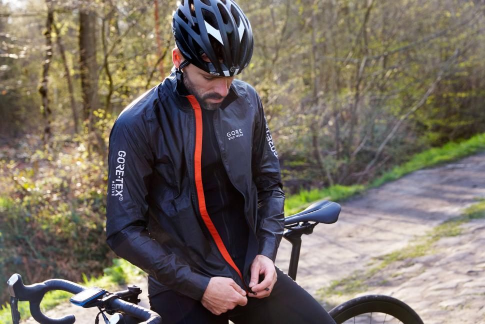 Gore Bike Wear Expands Gore Tex Active Shakedry Waterproof