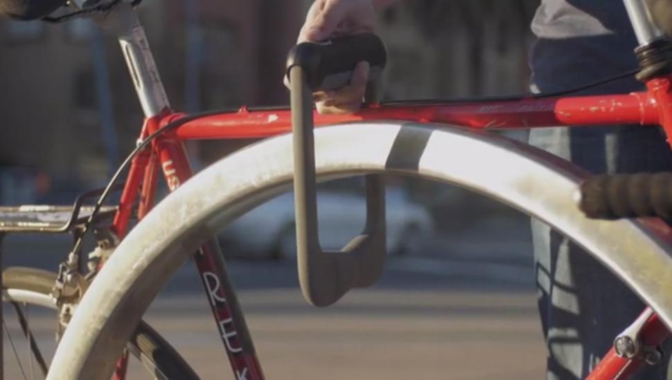 Fingerprint Recognition Bike Lock Seeks Funding Via Kickstarter