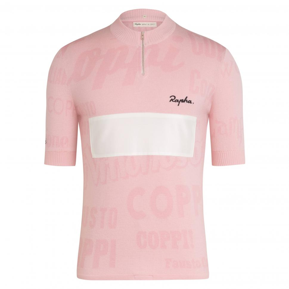 Rapha s Coppi Collection celebrates 100th Giro d Italia with £170 jerseys  and £50 silk scarf 2b350bf91