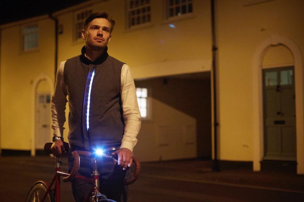 Holloway front night lights.jpg