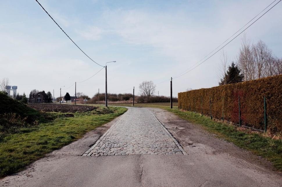 Van Avermaet beats Stybar in sprint to win Paris-Roubaix