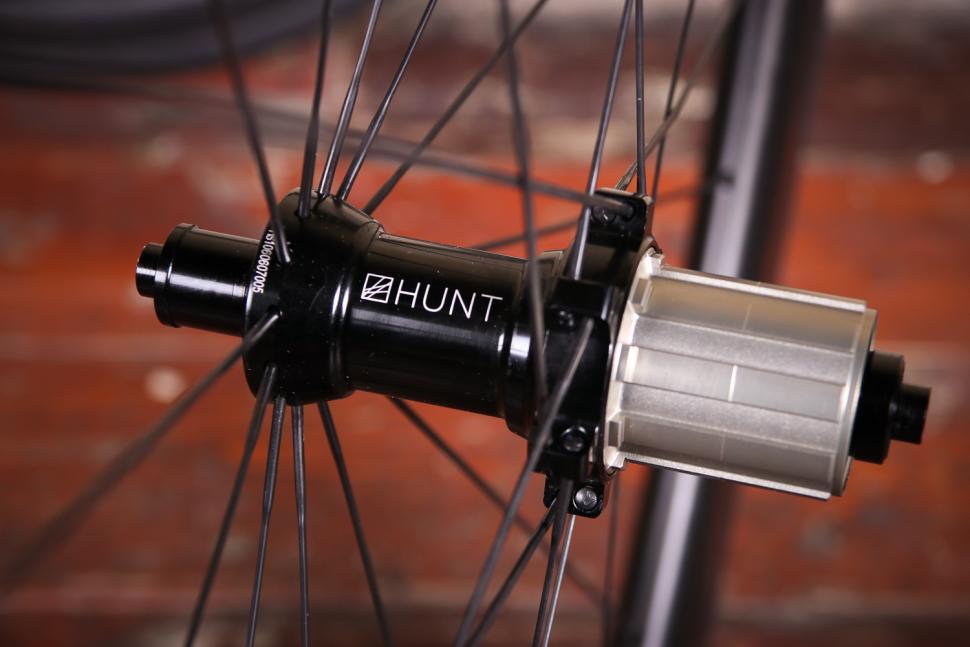 Hunt 3650 Carbon Wide Aero Road Wheelset - rear hub.jpg