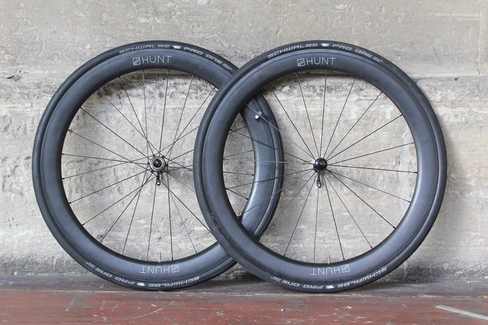 Mountain Bike Rim Width >> Hunt launches three new wheelsets | road.cc