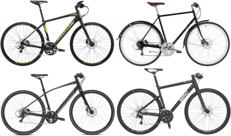 Why Your Next Bike Should Be A Hybrid