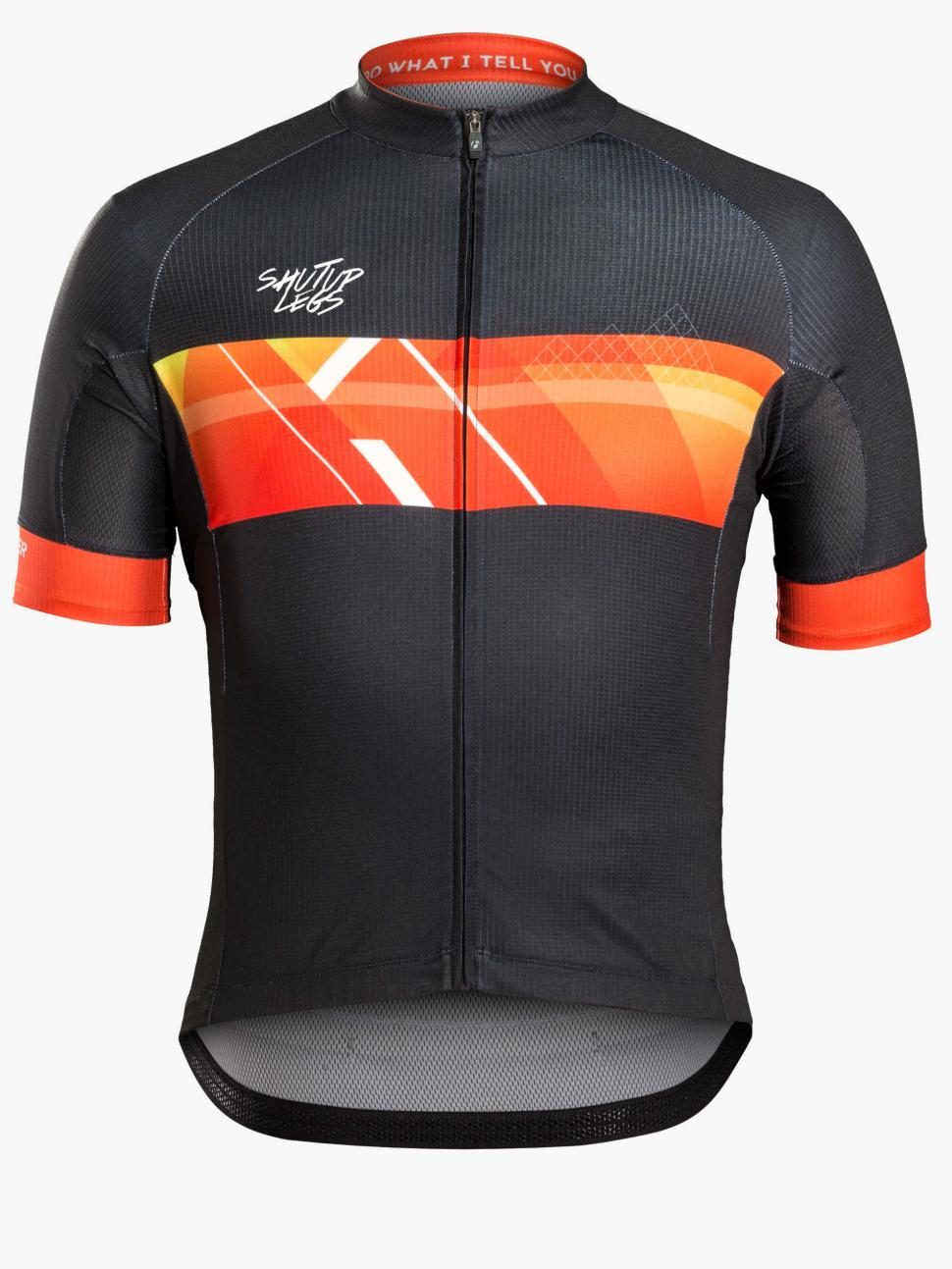 9ae440b29 The Bontrager Shut Up Legs Jersey (£69.99) is made from Profila Dry fabric  with mesh inserts
