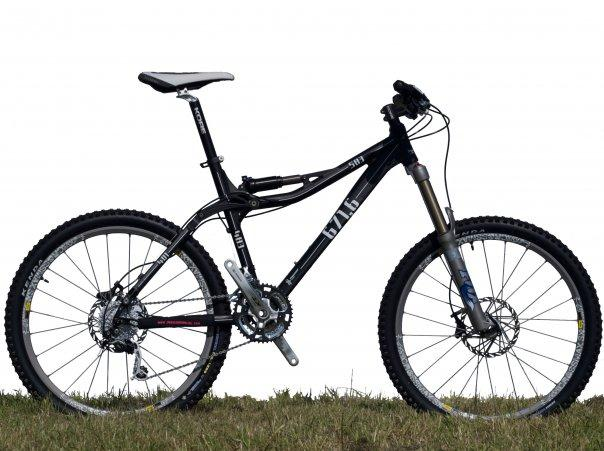 Pronghorn PR6 LT trail bike.