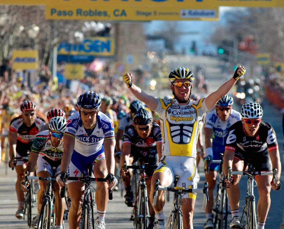 ToC 5: Cavendish wins again (pic courtesy Photosport International)