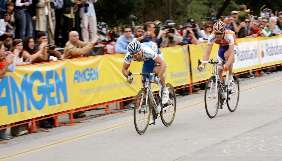 ToC Stage 7: Nocentini wins (Pic courtesy Photosport International)