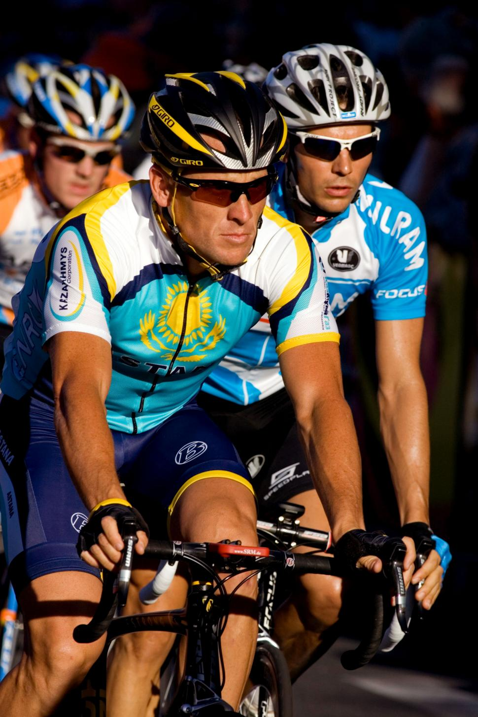 Lance Armstrong - Tour Down Under 09