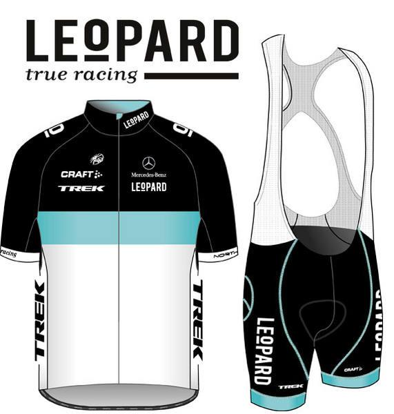 Trek Leopard team kit