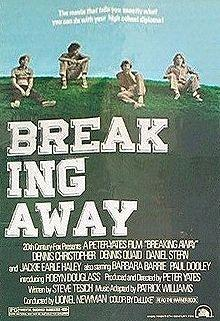 Breaking Away film poster.jpg