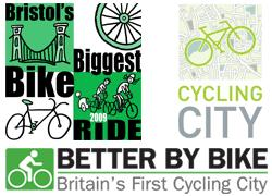 Bristol Cycling City.