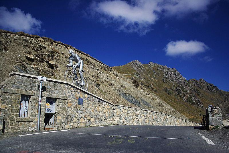 Col du Tourmalet (credit Muneaki:Wikimedia Commons).jpg