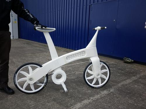 Nylon bike, Bristol Aerospace Innovation Centre