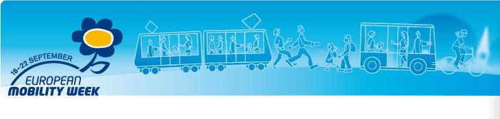 European Mobility Week logo