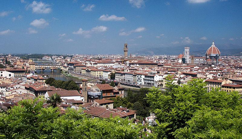 Florence Panorama (credit- Jean-Christophe Benoiste:Wikimedia Commons).jpg