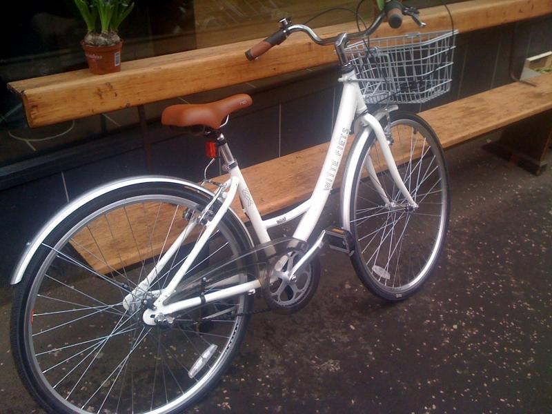 Glasgow White Bike Plan - a 'Witte Fiets' thanks to bazzr