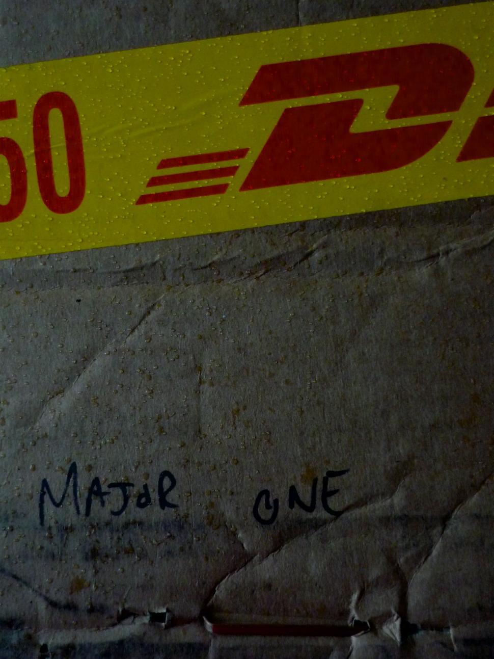 MajorOneBox.