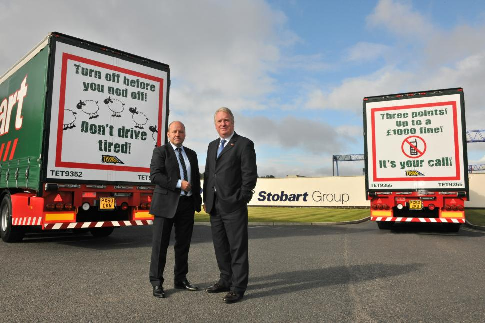 Mike Penning and Steve O'Connor of Stobart Ports.jpg