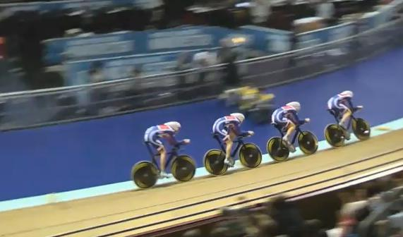 Manchester Team pursuit
