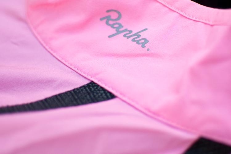 Pink Rapha Stowaway