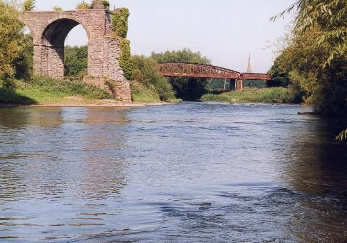 River Wye in Monmouth, pic Ralph Rawlinson.jpg
