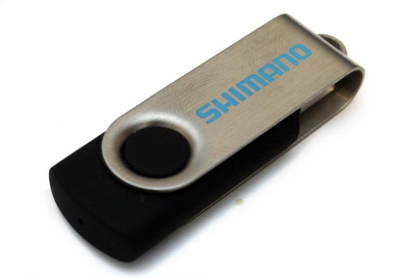 Shimano USB memory stick