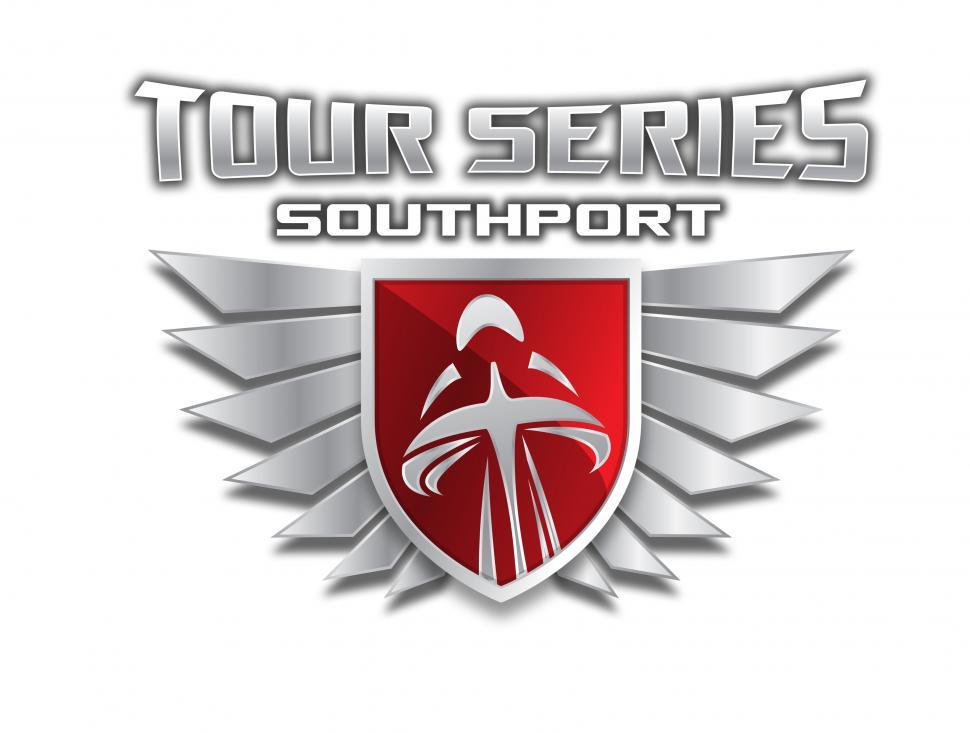 Tour Series Southport logo