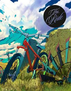 Front cover of The Ride issue 2.