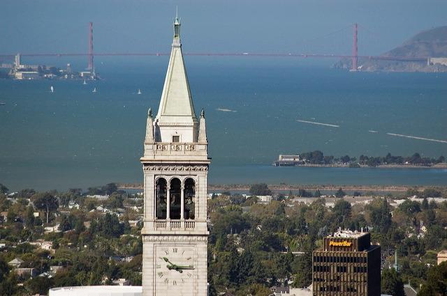 UC Berkeley Campanile, Credit - Steve McConnell : UC Berkeley.jpg
