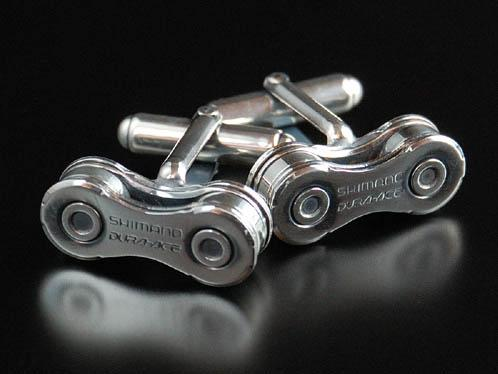 Shiny Cufflinks Dura Ace