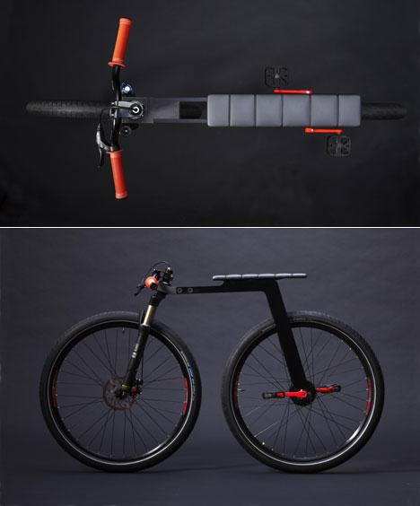 Jruiter urban bike