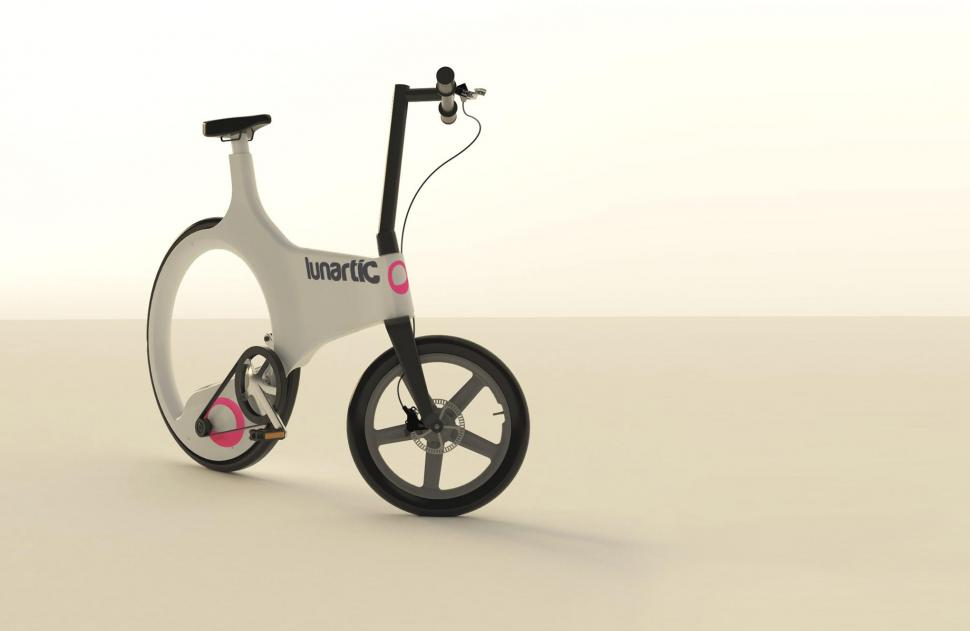 Lunartic bike - design concept