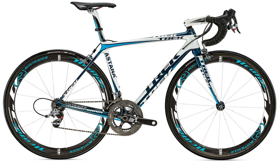 Trek Madone series 6 2010 Astana