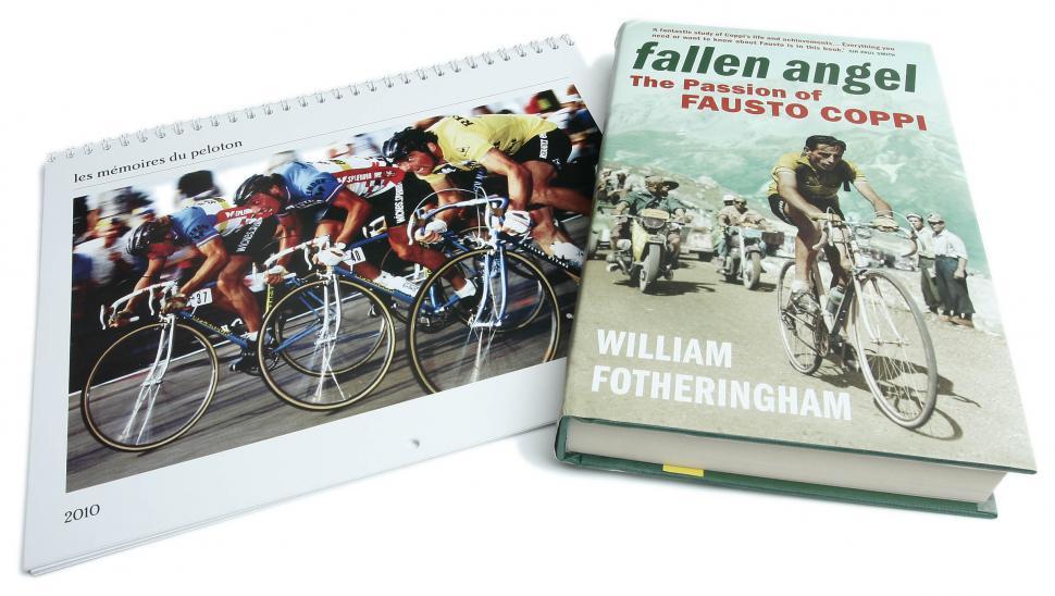 Friday Schwag - calendar and book